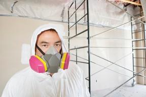 Asbestos removalist