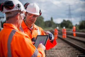 Risk assessment by rail workers